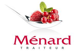 Ménard traiteur Caen - logo
